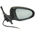 BuyAutoParts 14-11815MI Side View Mirror 2