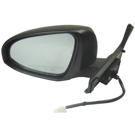 BuyAutoParts 14-11816MI Side View Mirror 1