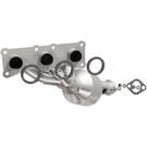 MagnaFlow Exhaust Products 553719 Catalytic Converter CARB Approved 1