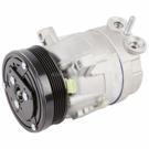 Daewoo Leganza New xSTOREx Compressor w Clutch