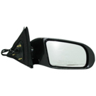 BuyAutoParts 14-11874MI Side View Mirror 2