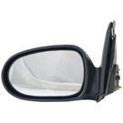 BuyAutoParts 14-11902MJ Side View Mirror 2