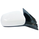 BuyAutoParts 14-80406MW Side View Mirror Set 2