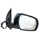 BuyAutoParts 14-11929MI Side View Mirror 2