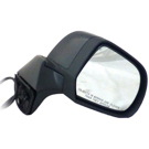 BuyAutoParts 14-11945MI Side View Mirror 2