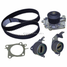 Timing Belt - Pulley and Water Pump Kit - 2.0L Engine without Turbo
