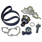 Timing Belt - Pulley and Water Pump Kit - 3.0L Engine