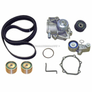 Timing Belt - Pulley and Water Pump Kit - 2.5L Engine with Hydraulic Timing