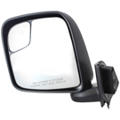 BuyAutoParts 14-11960MJ Side View Mirror 2