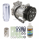 Dodge Durango New Compressor with Clutch