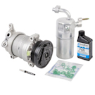 A/C Compressor and Components Kit 60-80142 RK