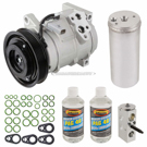 BuyAutoParts 60-80152RK A/C Compressor and Components Kit 1