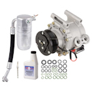 Buick Rainier New Compressor with Clutch