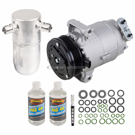 BuyAutoParts 60-80323RK A/C Compressor and Components Kit 1