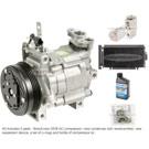 Subaru Impreza A/C Compressor and Components Kit
