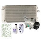 Mini Cooper A/C Compressor and Components Kit