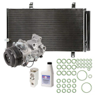 A/C Compressor and Components Kit 60-80707 R6