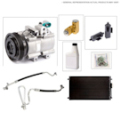 A/C Compressor and Components Kit 60-84074 RN