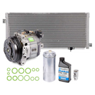 A/C Compressor and Components Kit 60-80839 R7