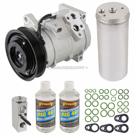 BuyAutoParts 60-81274RK A/C Compressor and Components Kit 1