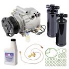 with Sanden TRS105 [ 3204 ] Compressor