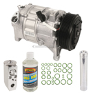 BuyAutoParts 60-81438RN A/C Compressor and Components Kit 1