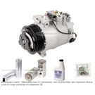 A/C Compressor and Components Kit 60-81539 RK
