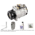 A/C Compressor and Components Kit 60-81540 RK