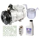 Compressor Type- Denso 10PA17C