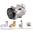 A/C Compressor 60-01345 NA