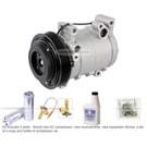 A/C Compressor 60-01582 NA