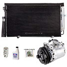 Subaru AC Compressor and Components Kit