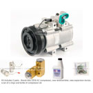 A/C Compressor and Components Kit 60-81802 RN