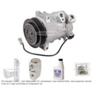 A/C Compressor and Components Kit 60-81804 RK