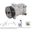 A/C Compressor and Components Kit 60-81962 RK