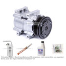 A/C Compressor and Components Kit 60-82032 RK