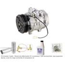 A/C Compressor 60-00896 NA