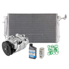 BuyAutoParts 60-82661R6 A/C Compressor and Components Kit 1