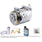 A/C Compressor and Components Kit 60-83795 RN