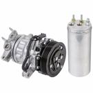 Jeep Liberty A/C Compressor and Components Kit