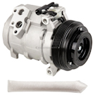 BMW X5 A/C Compressor and Components Kit