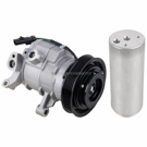 BuyAutoParts 60-86601R2 A/C Compressor and Components Kit 1