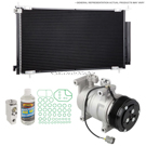BuyAutoParts 61-94180R6 A/C Compressor and Components Kit 1