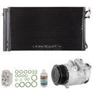 BuyAutoParts 61-94182R6 A/C Compressor and Components Kit 1