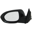 BuyAutoParts 14-12000MI Side View Mirror 1