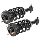 1500 - With Z55 Autoride - Front Passive Shock and Coil Spring Conversion Set - With Springs