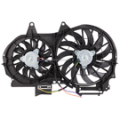 BuyAutoParts 19-20990AN Cooling Fan Assembly 2