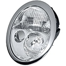Right Passenger Side - Halogen without Headlight Cleaning System - Models to Prod Date 6-30-2004