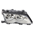 Right Passenger Side - Halogen with Titanium Trim - i and xi Models from Prod. Date 09-01-2001