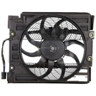 1997 BMW 540 Cooling Fan Assembly 1
